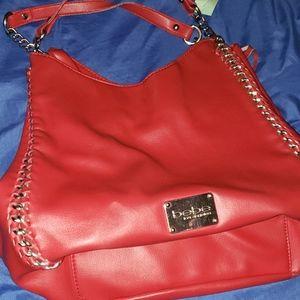 BEBE large satchel, excellent condition